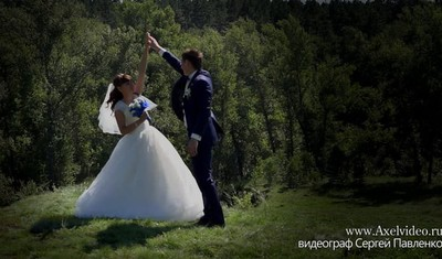 Настя и Роман Алексеевы. Видеосъёмка в Кургане. Wedding Kurgan